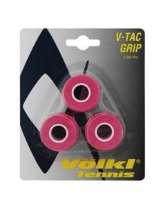 VOLKL Overgrip V-Tac x3