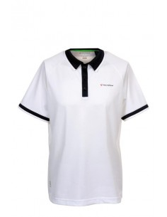 TECNIFIBRE Polo Club Blanco