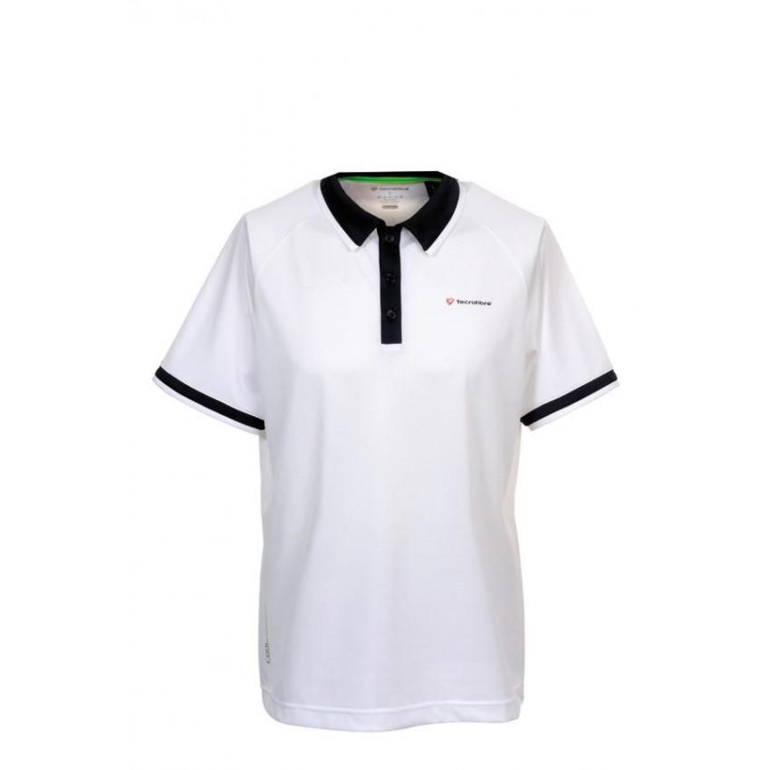 TECNIFIBRE Polo Club Blanco