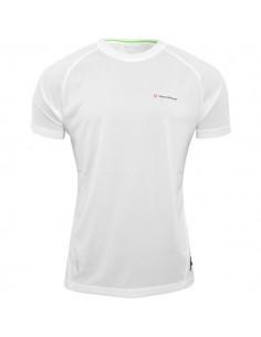 TECNIFIBRE Camiseta Cool Polo Blanca