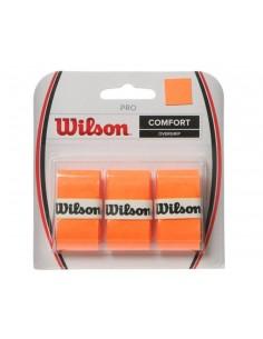 WILSON Pro Overgrip  x3 BURN