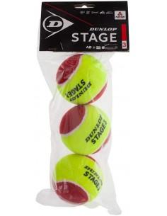Pelotas de Tenis Dunlop...