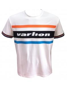 VARLION Camiseta Original Blanca