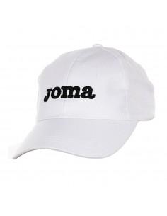 JOMA Gorra Cup Blanco