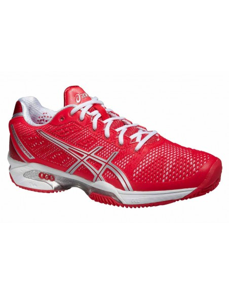 ASICS Gel Solution Speed 2 Clay Woman