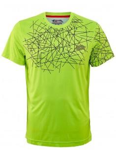 LOTTO Camiseta Gravity Fluor