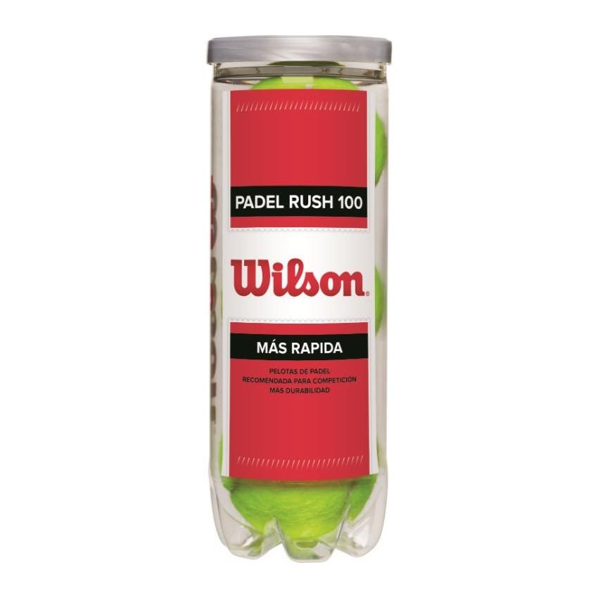 WILSON Padel Rush Bote de Pelotas B3