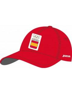 Gorra COE Joma Rojo