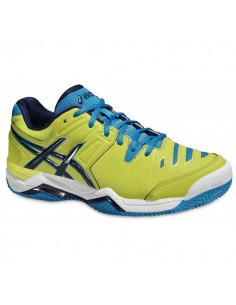 ASICS Gel Competition amarillas 2 SG E510Y