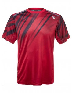 WILSON Camiseta Técnica Print