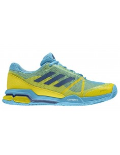 Adidas Barricade Club Yellow