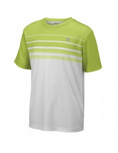 WILSON Camiseta Striped Crew