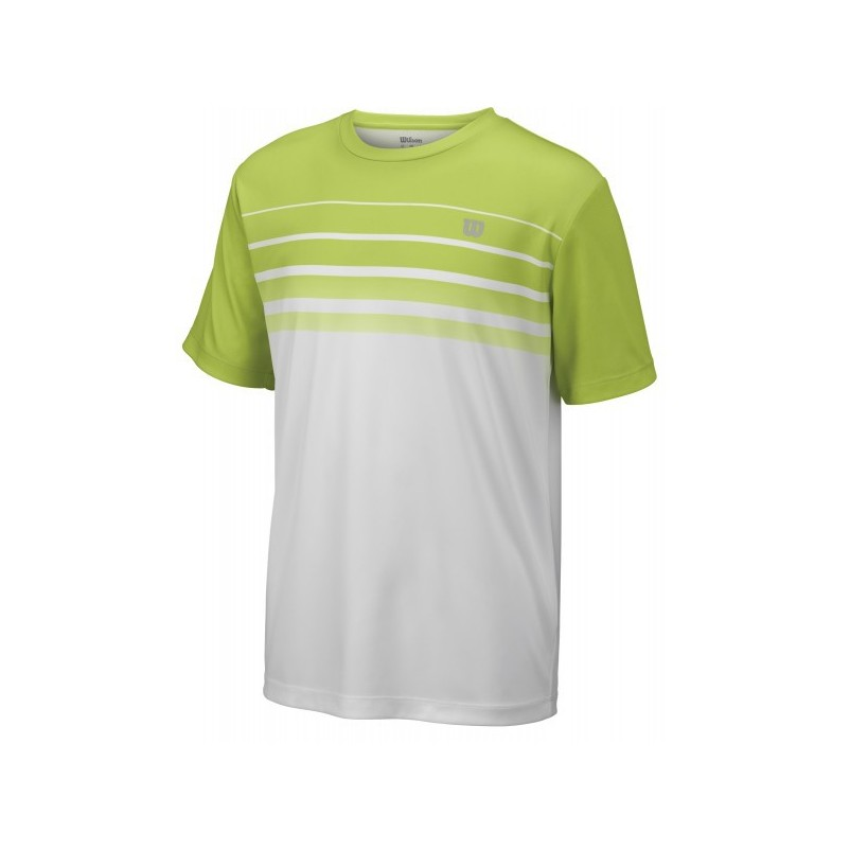 WILSON Camiseta Striped Crew