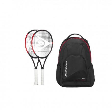 Pack 2 raquetas CX 400 y Mochila Backpack