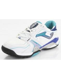 JOMA T-Set 305 White -Blue