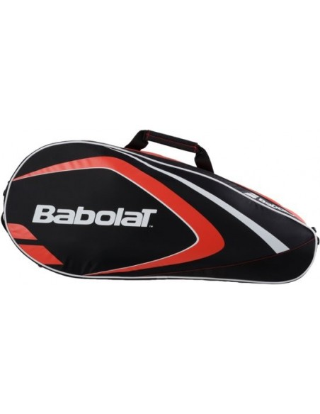 Bolsa Babolat Club Racket Holder X6 Line Raquetero - Rojo