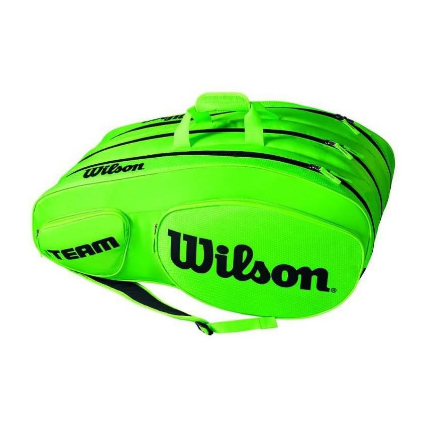 Raquetero Wilson Team III  X12