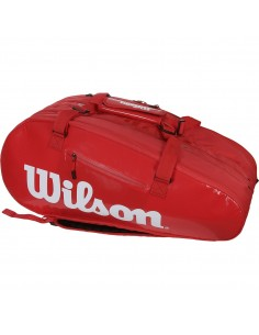 Raquetero Wilson Super Tour X12