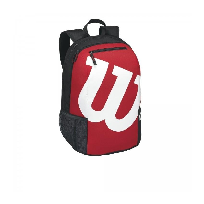 Mochila Wilson Match II Backpack Black/Red
