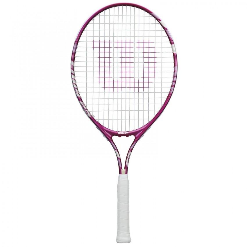 Raqueta de Tenis Wilson Envy 25 Pink