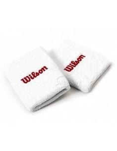 WILSON Doble Wristband Negra
