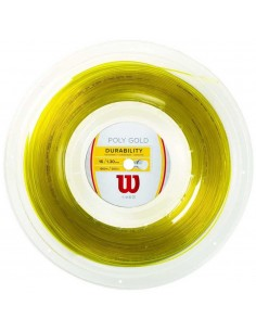 Cordajes Wilson Poly Gold 200 m 1.30