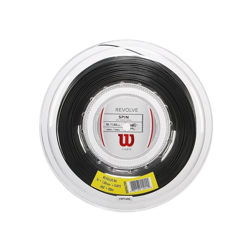 Bobina de cordaje Wilson Revolve Twist 1.30/16 - 200 m