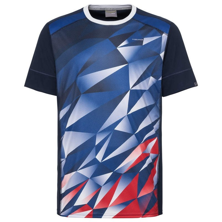 Camiseta Head Medley T-Shirt RORDS