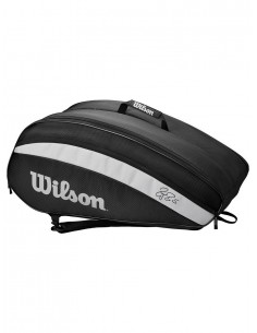 Raquetero Wilson RF Team 12 Pack Bag