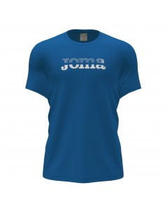 CAMISETA JOMA LOGO ROYAL