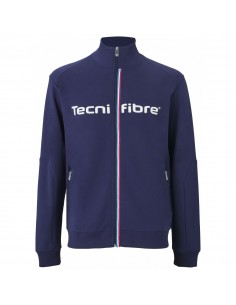 Chaqueta Tecnifibre Fleece Tricolore Junior
