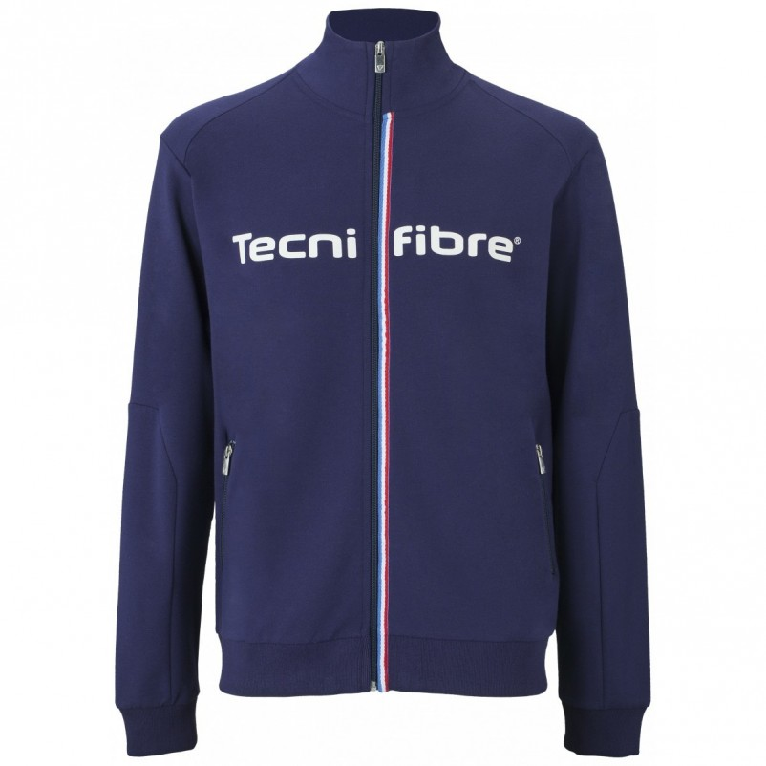 Chaqueta Tecnifibre Fleece Tricolore Junior