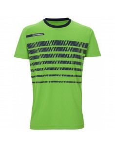 Camiseta Tecnifibre F2 Green Junior