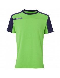 Camiseta Tecnifibre F1 Stretch Green Junior