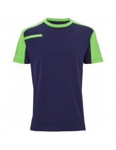 Camiseta Tecnifibre F1 Stretch Navy Junior