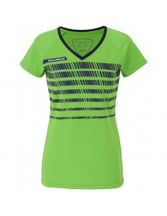 Camiseta Tecnifibre F2 Green Lady