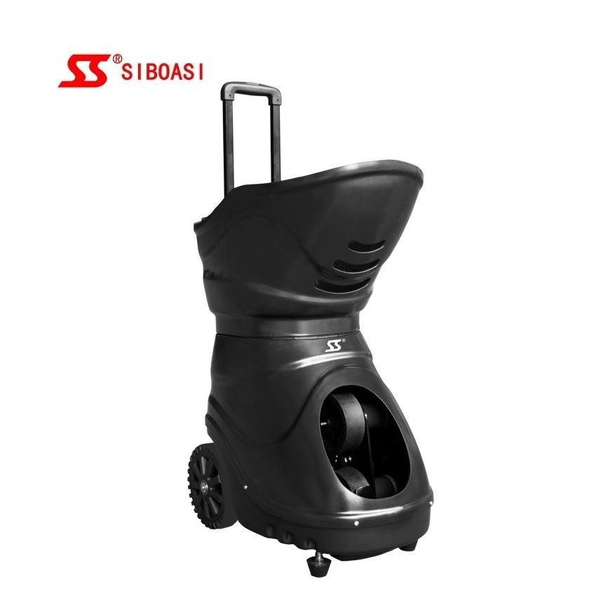 Lanza pelotas Siboasi T1600 Negro