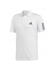 Polo Adidas Club 3STR Blanco