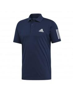 Polo Adidas Club 3STR Marino