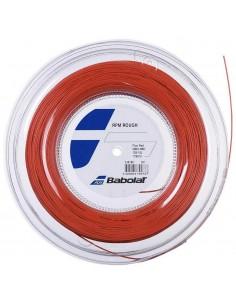Cordaje Babolat RPM Rough Rojo