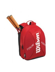 WILSON Tour Backpack (Rojo)