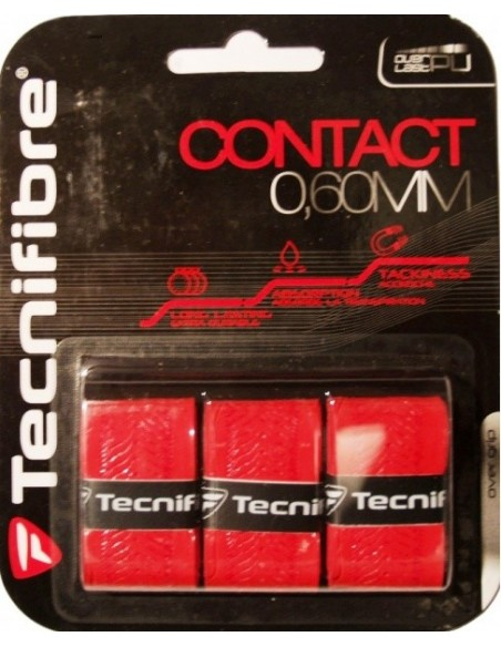 TECNIFIBRE Overgrip Contact x3
