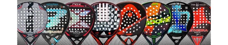 Padel rackets ➤ ONLYTENIS