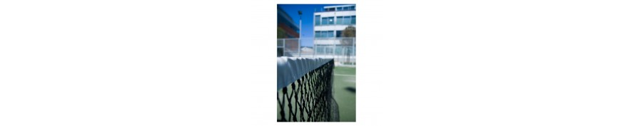 TENNIS NETS AND SPARE PARTS